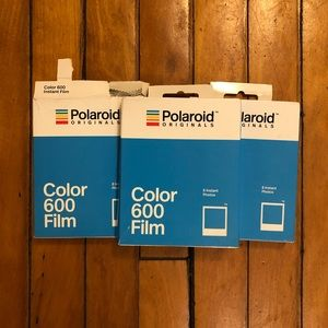 polaroid colour film